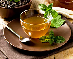 contro le metastasi ai polmoni il tè verde
