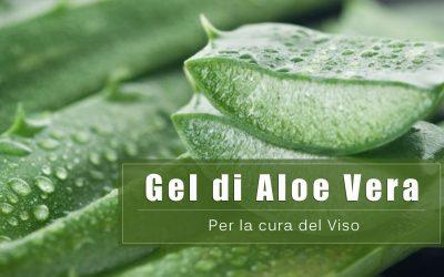 Gel di Aloe Vera per la cura del Viso: benefici e guida all'utilizzo